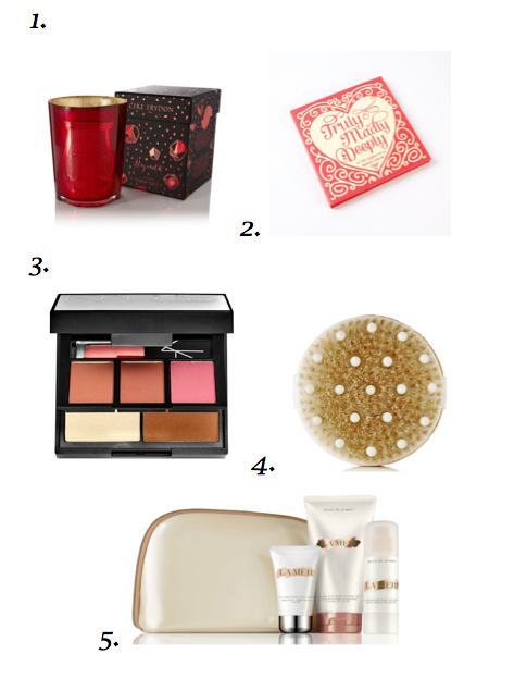 Valentine's Day Gift Guide: Him and Her